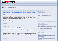 allofmp3 Screenshot