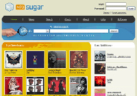 mp3sugar Screenshot